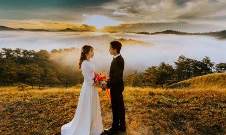 Cara Memilih Bunga Papan Pernikahan